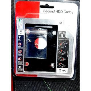 Caddybay HDD Bộ chuyển ổ CD laptop ra HDD Laptop