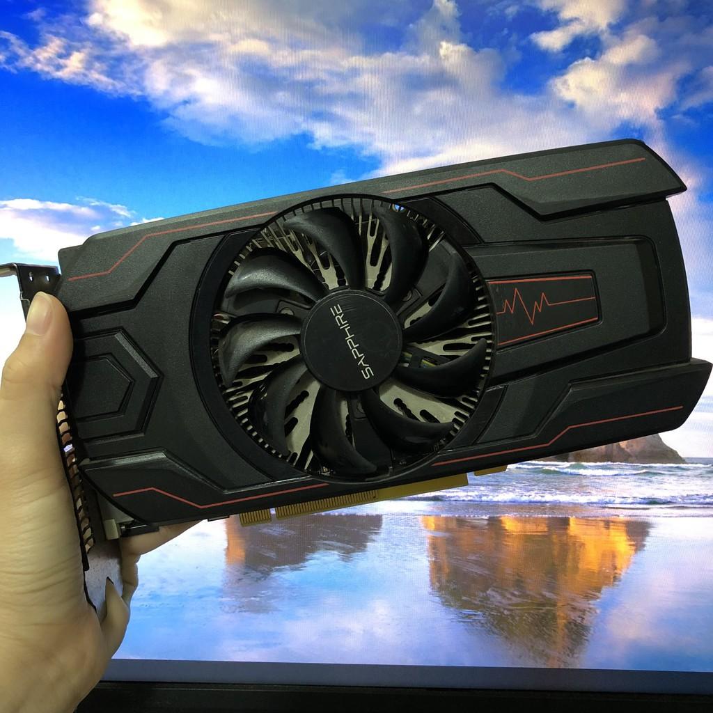 Vga RX460, RX560, PowerColor, XFX Graphics, Sapphire, MSI, Biostar, card màn hình rx 460, 560, 4g ram 5