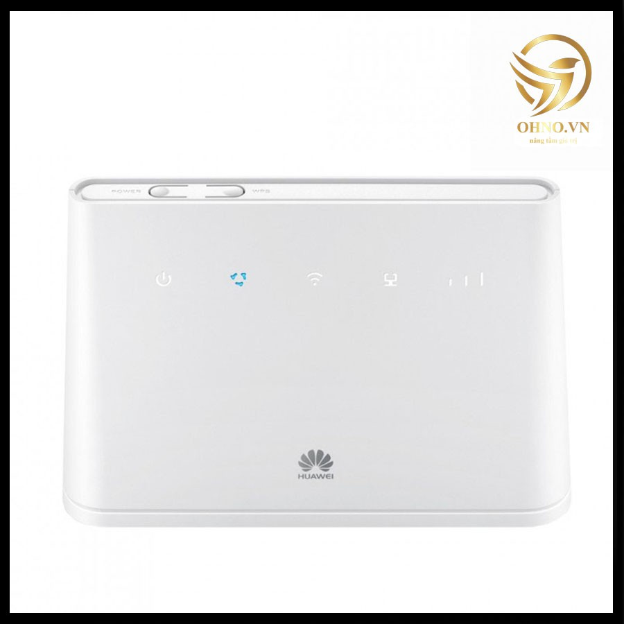 Bộ Phát Modem Wifi 4G/3G Huawei B311AS 853 (32 user) Cục Phát Sóng Wifi Tốc Độ Cao Ổn Định - OHNO VIỆT NAM