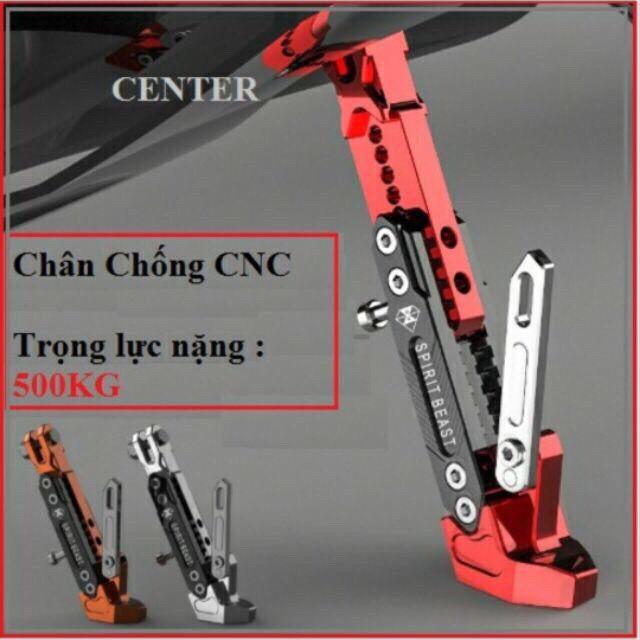 Chân chống CNC Racing Lắp Được Các Dòng Xe Máy Cực Chắc Chắn!