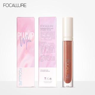 Hình ảnh FOCALLURE PLUMPMAX High Shine & Shimmer Lip Gloss 10 màu 3g 1pc-7