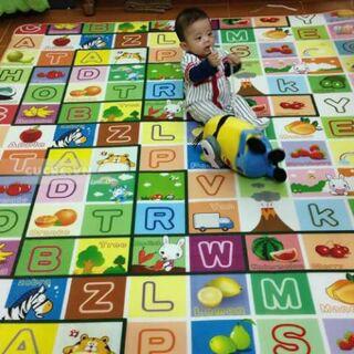 Thảm trải sàn nhà cho bé
