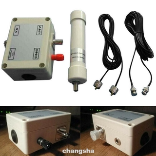 Portable Radio Assembled Easy Install Mini Whip Sdr RX In Box 10KHz To 30MHz Active Antenna