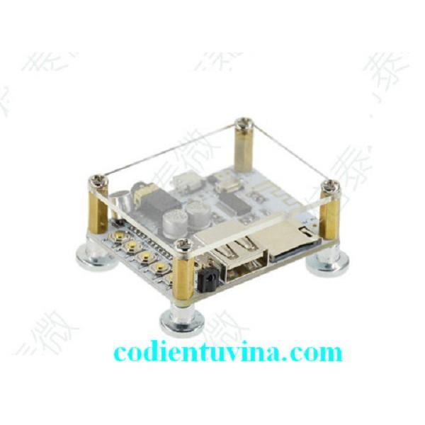 Mạch phát nhạc Bluetooth (kèm vỏ mica) thiết kế tinh tế và sang trọng - 3471050 , 725328317 , 322_725328317 , 98000 , Mach-phat-nhac-Bluetooth-kem-vo-mica-thiet-ke-tinh-te-va-sang-trong-322_725328317 , shopee.vn , Mạch phát nhạc Bluetooth (kèm vỏ mica) thiết kế tinh tế và sang trọng