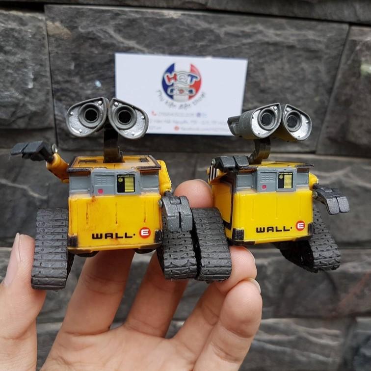 Mô hình đồ chơi Wall-E 6.5cm - Người Máy Biết Yêu Dễ Thương