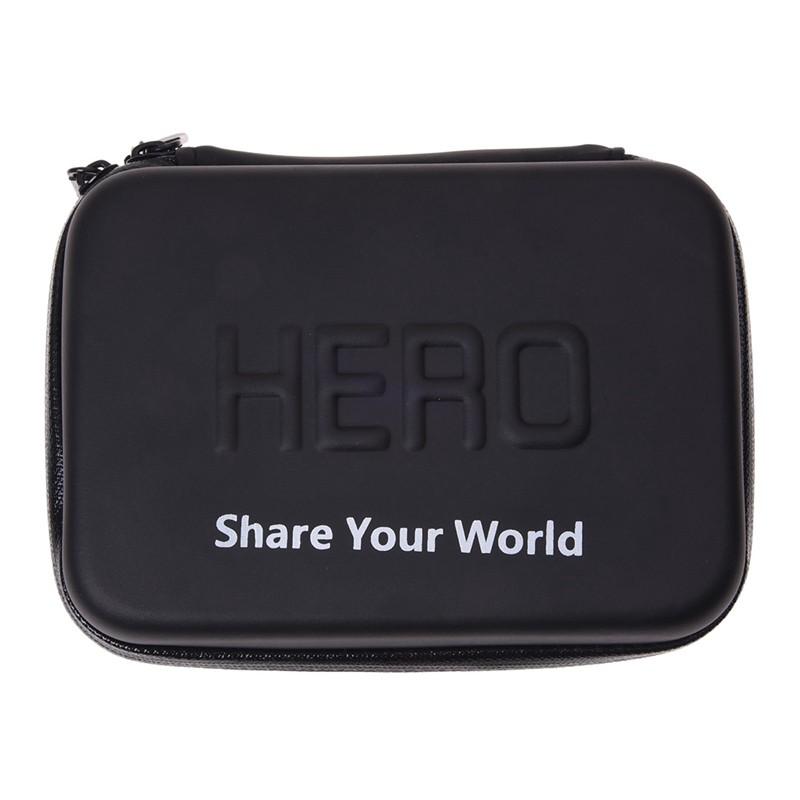 Funda Estuche Caja Cremallera Impermeable para Gopro Hero HD 2 3 3+ ZJV