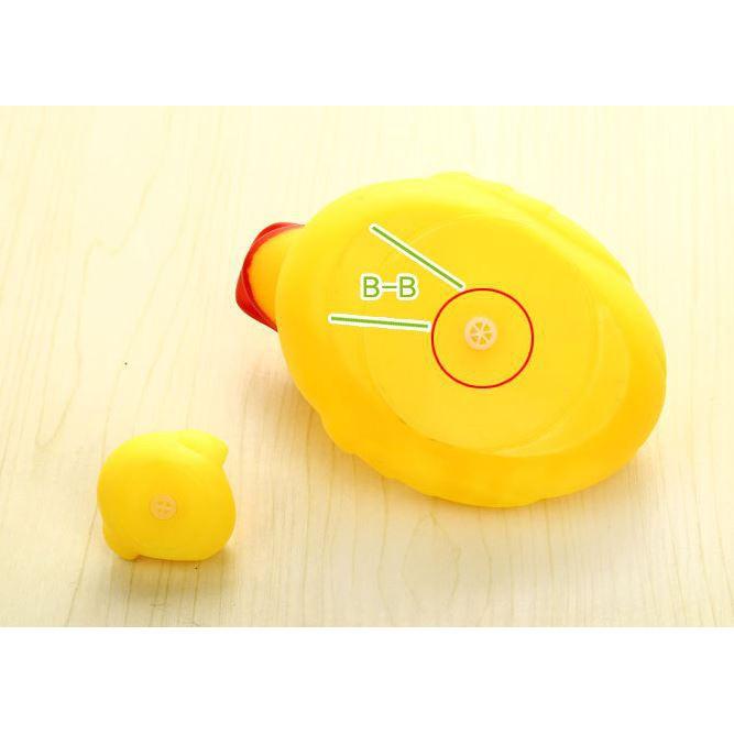 [Nhập mã APTOYFAIR giảm 20K khi thanh toán qua Airpay]Đồ chơi đàn vịt thả bồn tắm có còi phát tiếng