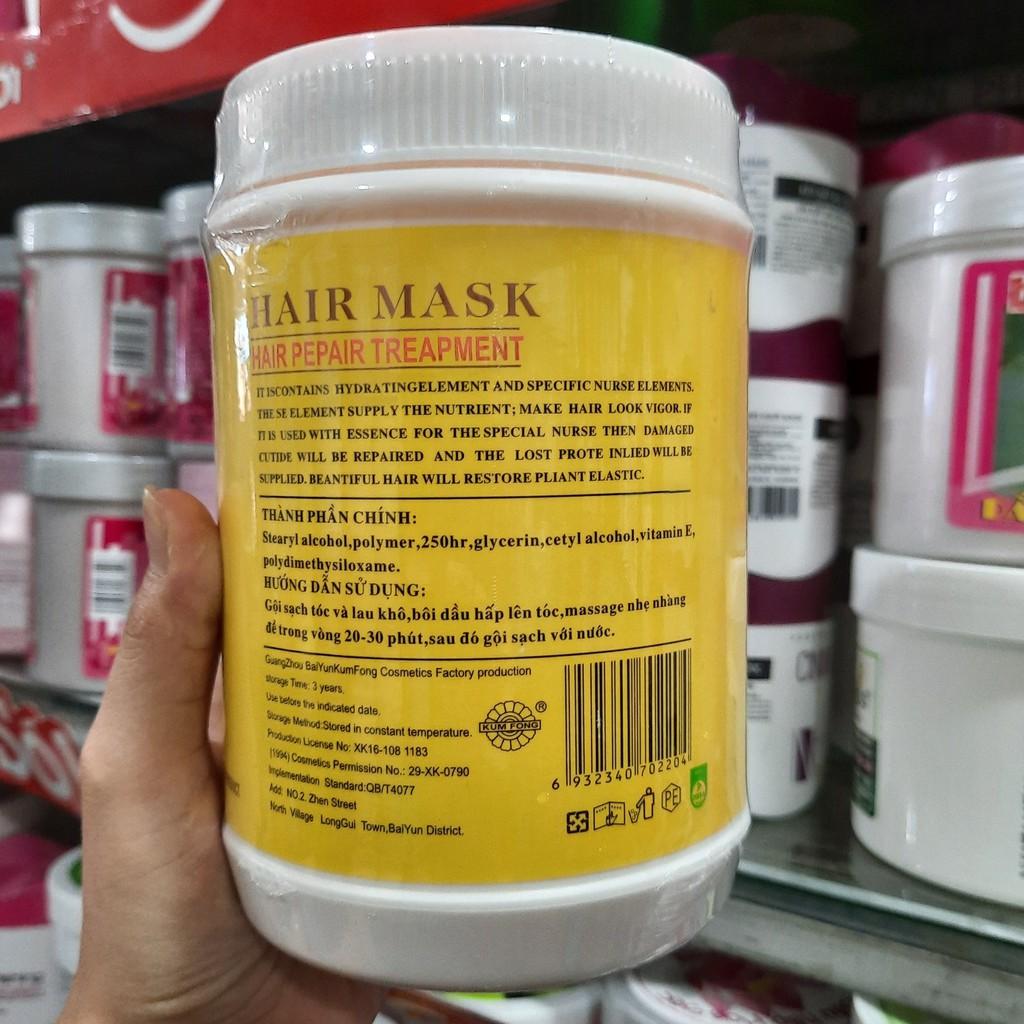 Dầu hấp tóc trứng gà Bell Eafar Kum Fong 1kg