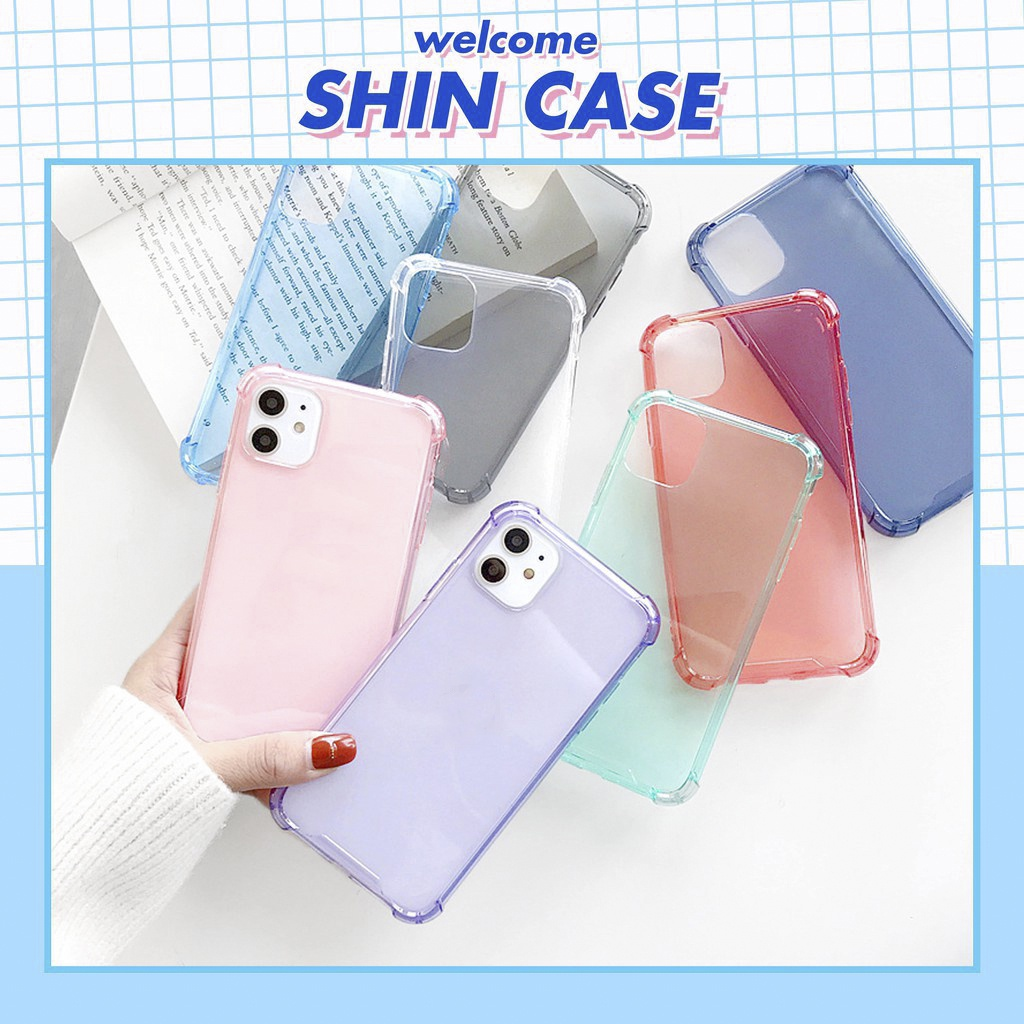 Ốp lưng iphone siêu chống sock 5/5s/6/6plus/6s/6splus/7/7plus/8/8plus/x/xr/xs/11/12/pro/max/plus/promax - Shin