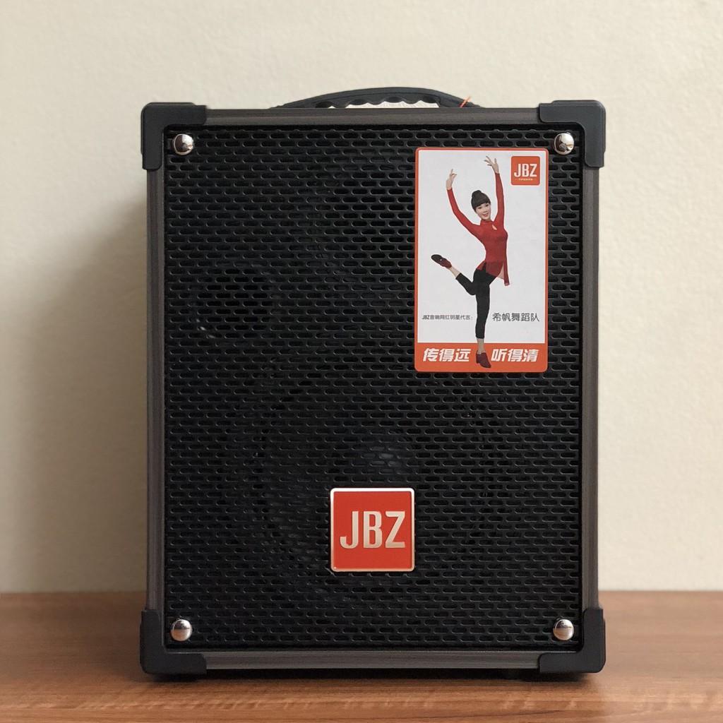 Loa karaoke bluetooth JBZ NE-106 tặng 1 micro không dây