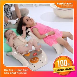 Ghế nằm gội đầu cho bé có đai