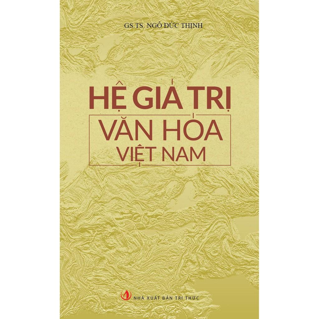 Sách - Hệ Giá Trị Văn Hóa Việt Nam