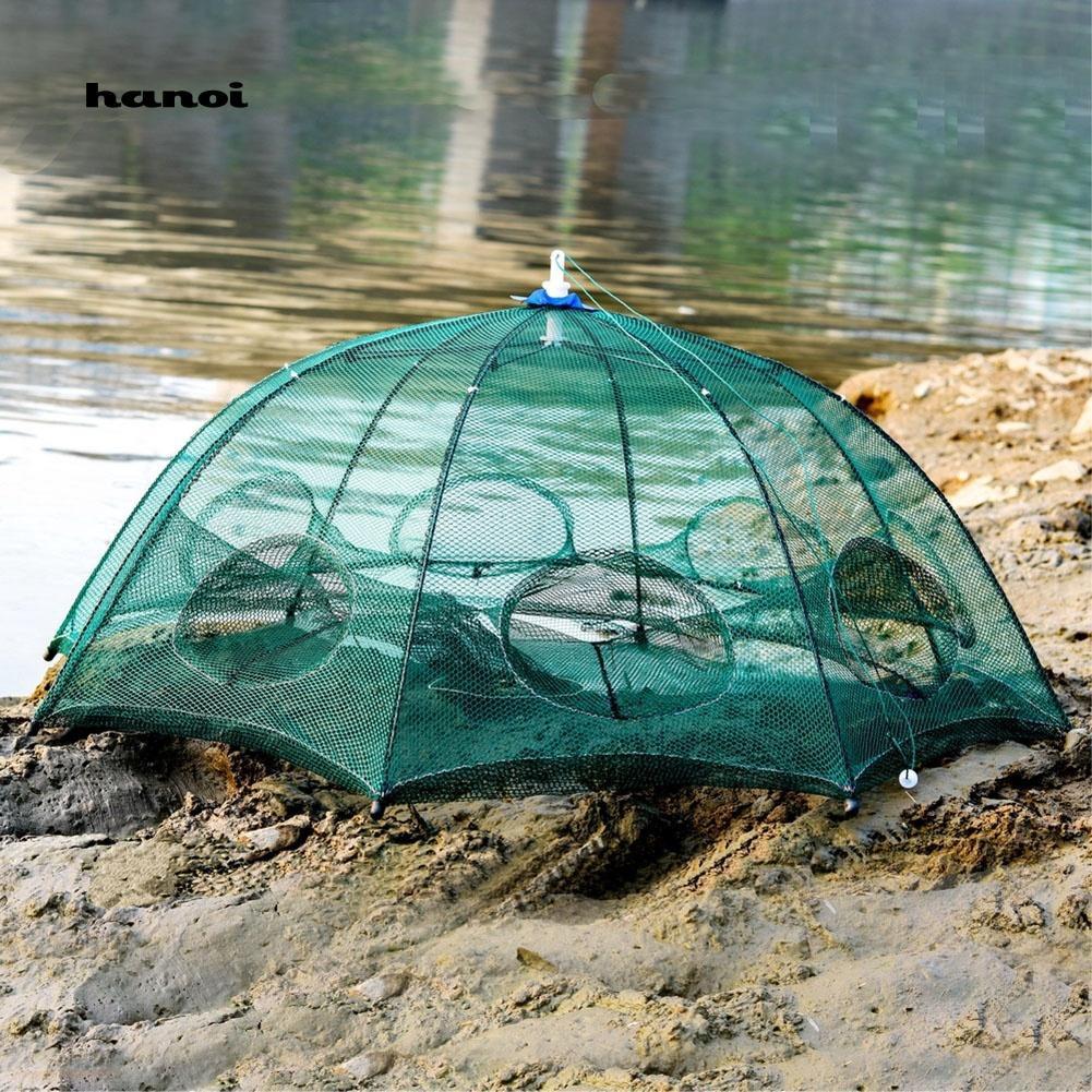 Lồng lưới bắt cá tôm tiện dụng dài 65cm