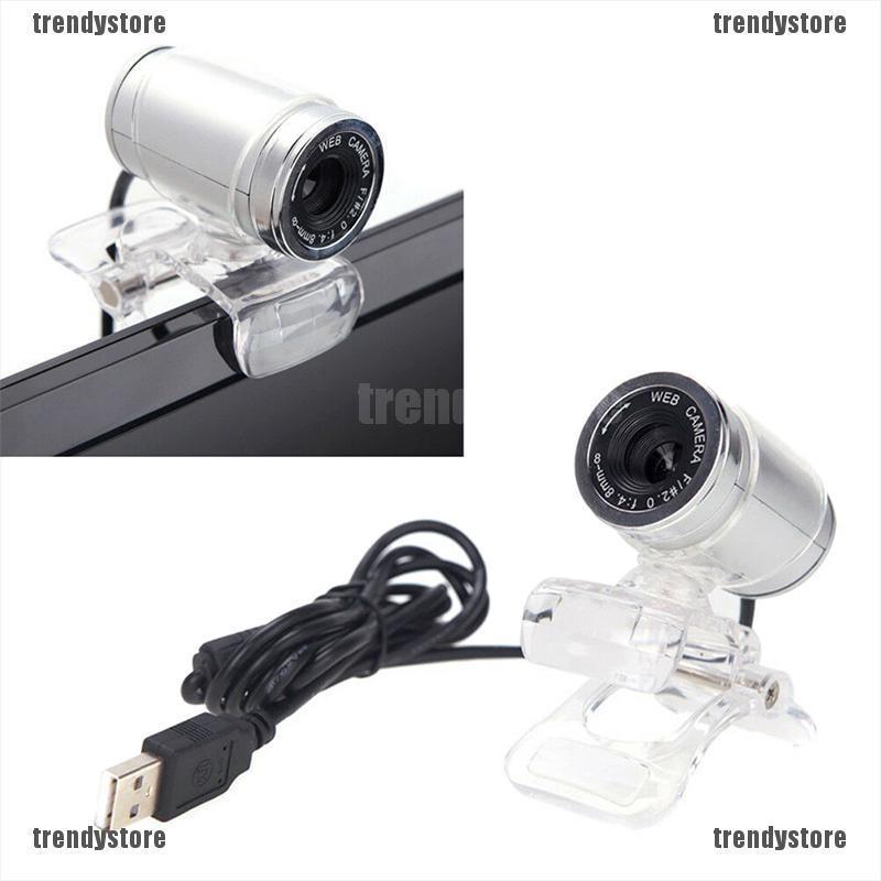 ❀PHỤ KIÊN ĐIỆN TỬ❀5 Megapixel HD USB camera web cam mic 360° clip-on for computer laptop desktop