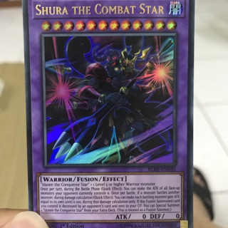 Shura the combat star – ultra rare
