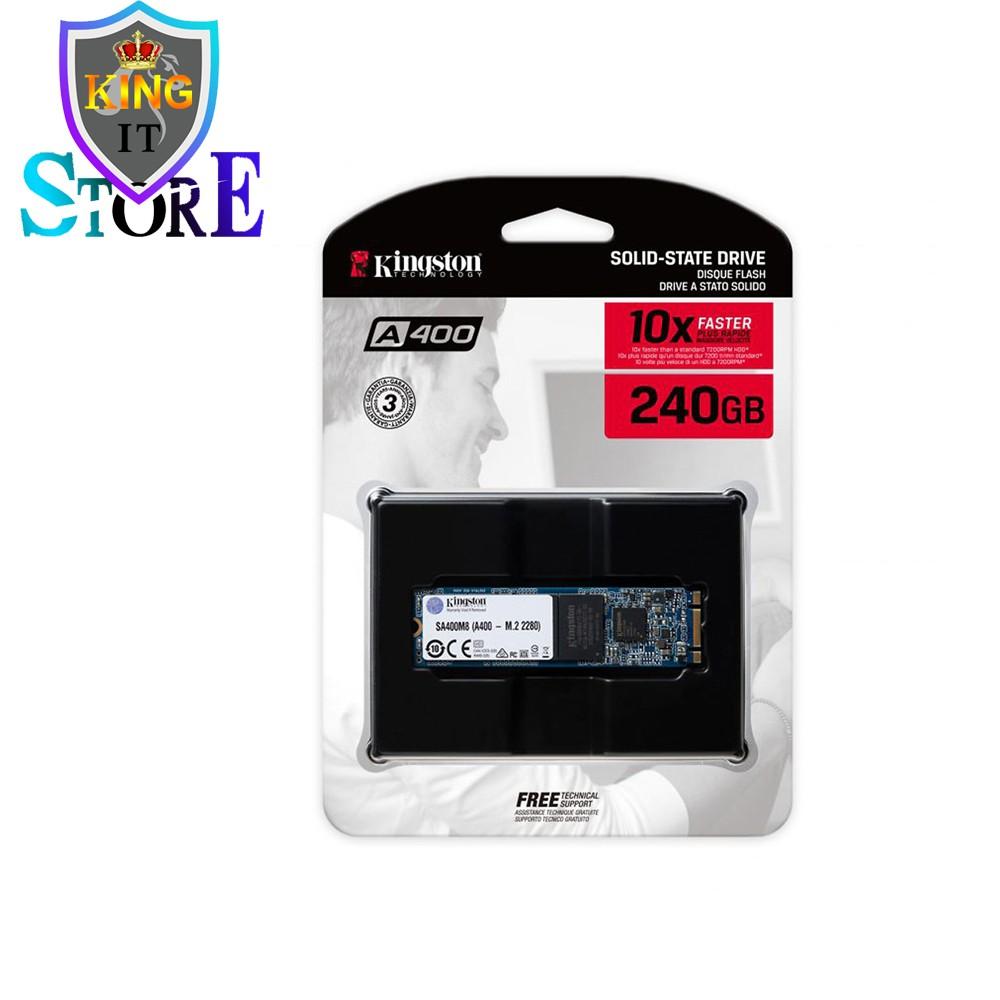 Ổ cứng SSD 240gb KingSton A400 M2 2280 sata 6gb/s