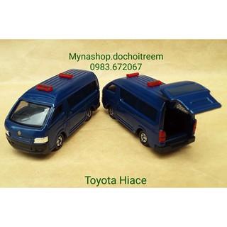 Tomica Standard – Toyota Hiace (xanh dương đậm)