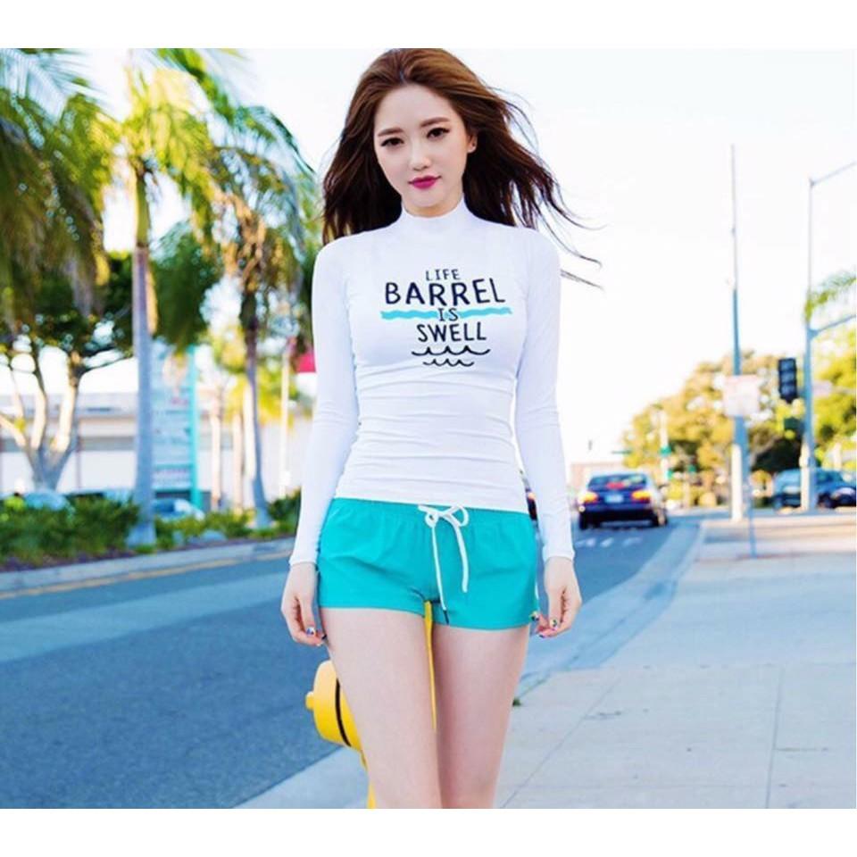Bikini Hàn quốc áo dài tay (có ảnh thật) - 3357813 , 984860575 , 322_984860575 , 350000 , Bikini-Han-quoc-ao-dai-tay-co-anh-that-322_984860575 , shopee.vn , Bikini Hàn quốc áo dài tay (có ảnh thật)