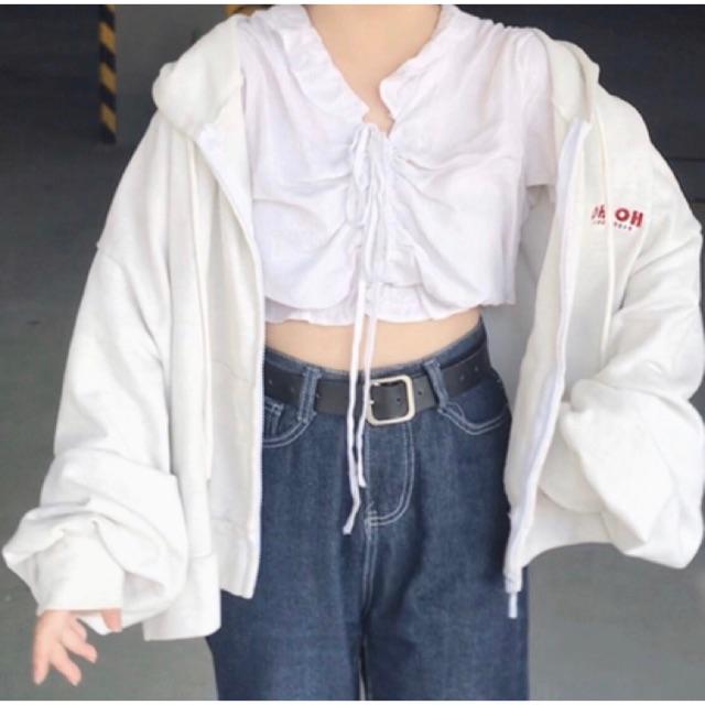 áo khoác nỉ hoodie HOHO