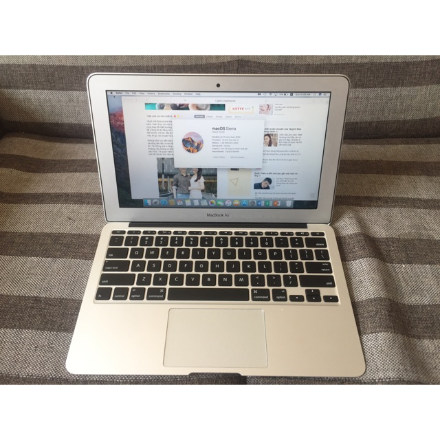 Macbook Air#2014 MD760B