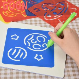 Goon Light Sense Painting Writing Board Children Graffiti Drawing Educational Toy