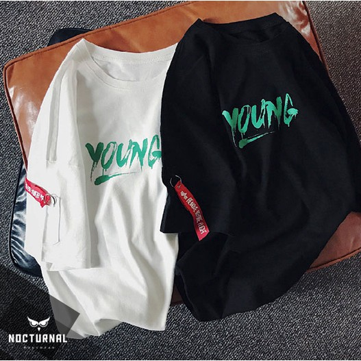 T-shirt Tay Lỡ YOUNG