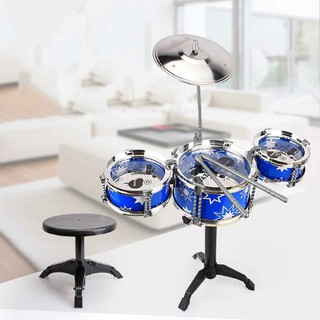 Exercise Toy Drum Set Children Percussion Instrument Musical Early Toys Pla-SPL3000
