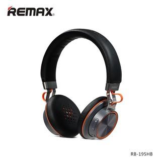 Tai nghe bluetooth - tai chụp - chuẩn hãng REMAX 195 BH