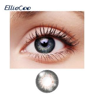 Cặp kính áp tròng có màu EllieCoo dòng GemStone màu xám thumbnail