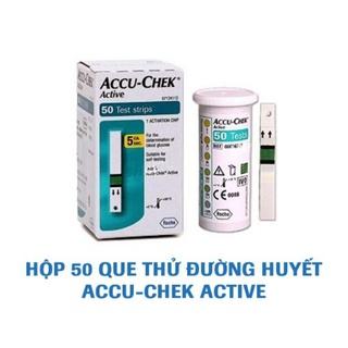 Que thử đường huyết Accu-Chek Active Hộp 5 thumbnail