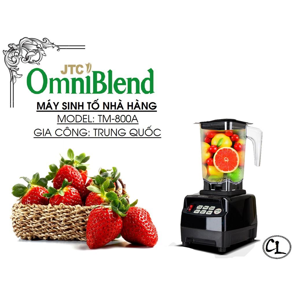Máy xay sinh tố công nghiệp OmniBlend V - 3311840 , 989455582 , 322_989455582 , 4350000 , May-xay-sinh-to-cong-nghiep-OmniBlend-V-322_989455582 , shopee.vn , Máy xay sinh tố công nghiệp OmniBlend V