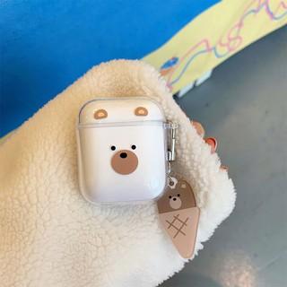 Tặng kèm móc - Mẫu 16IN Case airpod 1 2 PRO in hình dễ thương với hoạ tiết xinh xắn thumbnail