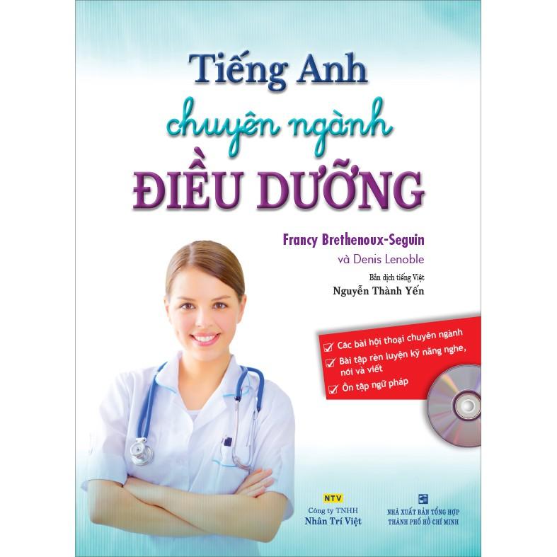 Tiếng Anh chuyên ngành Điều dưỡng (kèm CD) - 3102192 , 976203420 , 322_976203420 , 278000 , Tieng-Anh-chuyen-nganh-Dieu-duong-kem-CD-322_976203420 , shopee.vn , Tiếng Anh chuyên ngành Điều dưỡng (kèm CD)