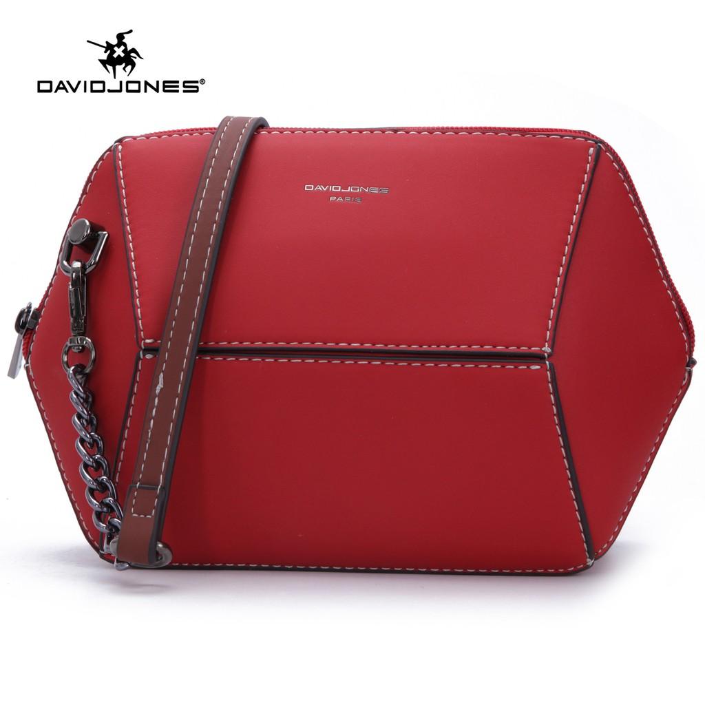 Túi đeo vai David Jones kiểu dáng hợp thời trang sành điệu cho
