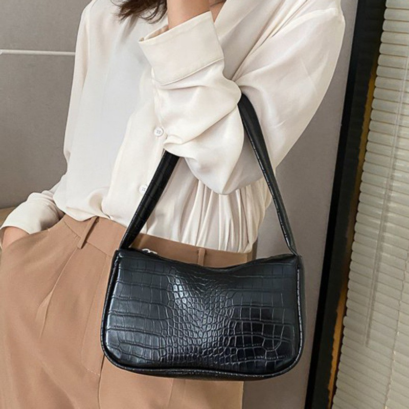 Túi xách vân da thời trang cho nữ