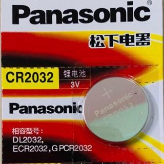 Pin panasonic cr2032 dùng cho các dòng remote, smartkey, xe hơi, CMOS