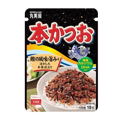 Gia vị rắc cơm Marumiya vị cá ngừ 19g