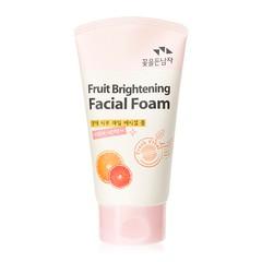 Sữa rửa mặt làm sáng da từ hoa quả Flor de Man Fruit Brightening 120ml (Dành cho nam)