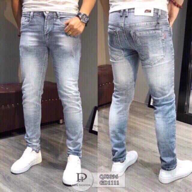 Quần jean nam cao cấp nhiều mẫu mới nhất FS