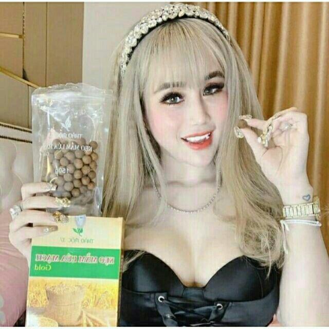 Combo 5 hộp kẹo mầm lúa mạch gold của Thảo Mộc 37