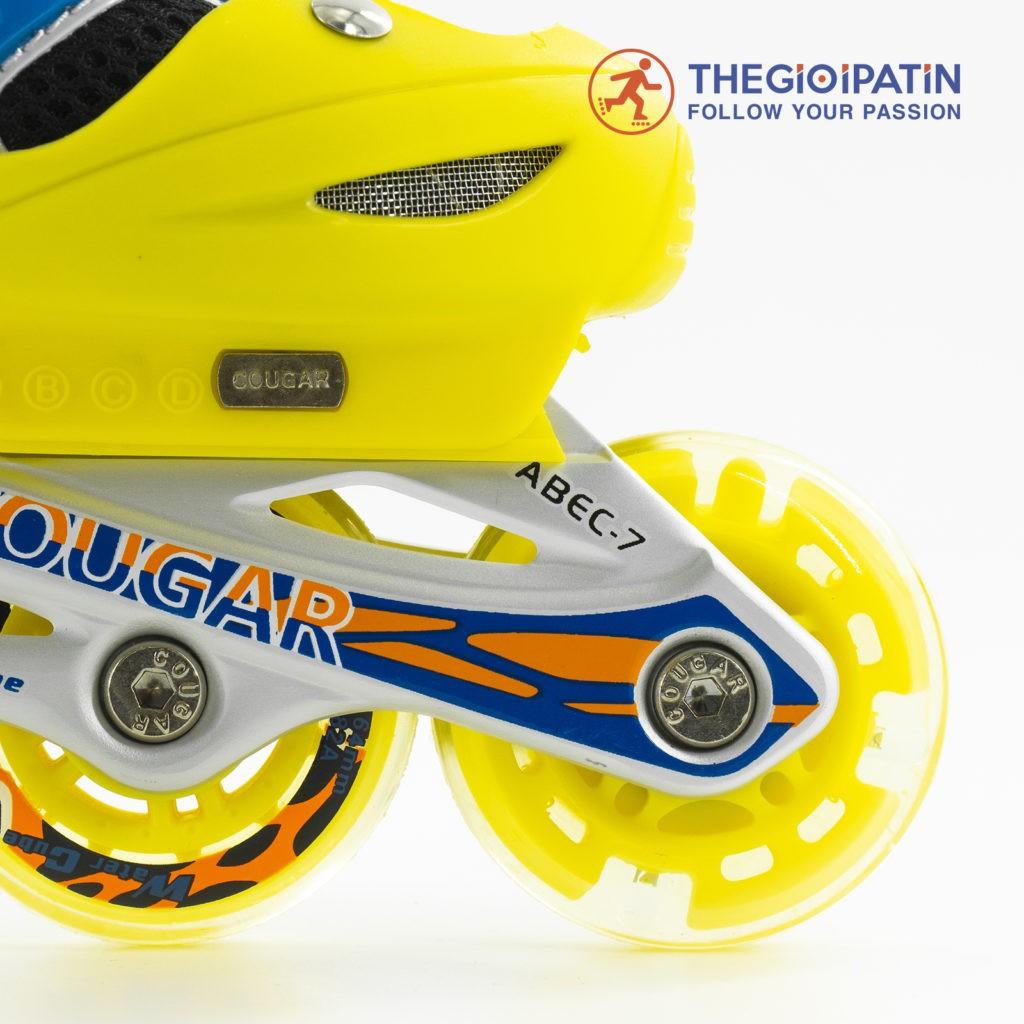 Giày Patin Trẻ Em Cougar PCG 8 Siêu khuyến mãi
