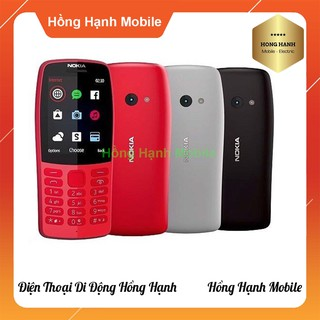 Hình ảnh Điện Thoại Nokia 210 2 Sim - Hàng Chính Hãng - Hồng Hạnh Mobile-7