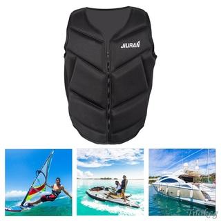 [{COD]] Adults Children Life Jacket Watersport Ski Swim Vest Sailing Survival Suit