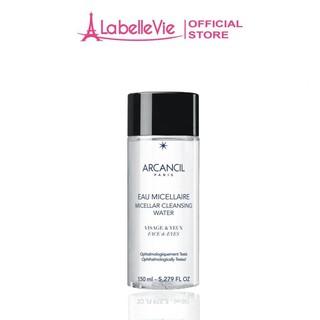 Nước tẩy trang Arcancil Micellar Cleansing Water dành cho mặt và mắt 150ml thumbnail