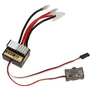 Mạch điều tốc ESC 320A Brushed – Tản nhiệt nhôm – Hỗ trợ Pin 3s 11.1v