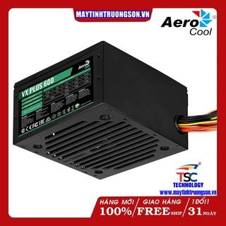 Nguồn Máy Tính AEROCOOL VX PLUS 600W 500W 350W 230V N-PFC Có TTBH Tại Hà Nội & TPHCM Đẳng Cấp Gaming thumbnail