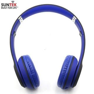 TAI NGHE Bluetooth STN-019(Xanh xám)