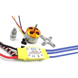 Combo ESC 30A và Motor 2212 1000kv – Quadcopter