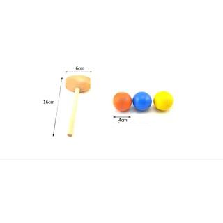 [ HOT DEAL ] Đồ chơi hộp đập bóng rung chuông cho bé