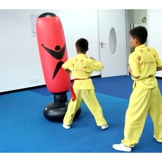 Trụ Hơi Boxing Cho Bé & Người Lớn